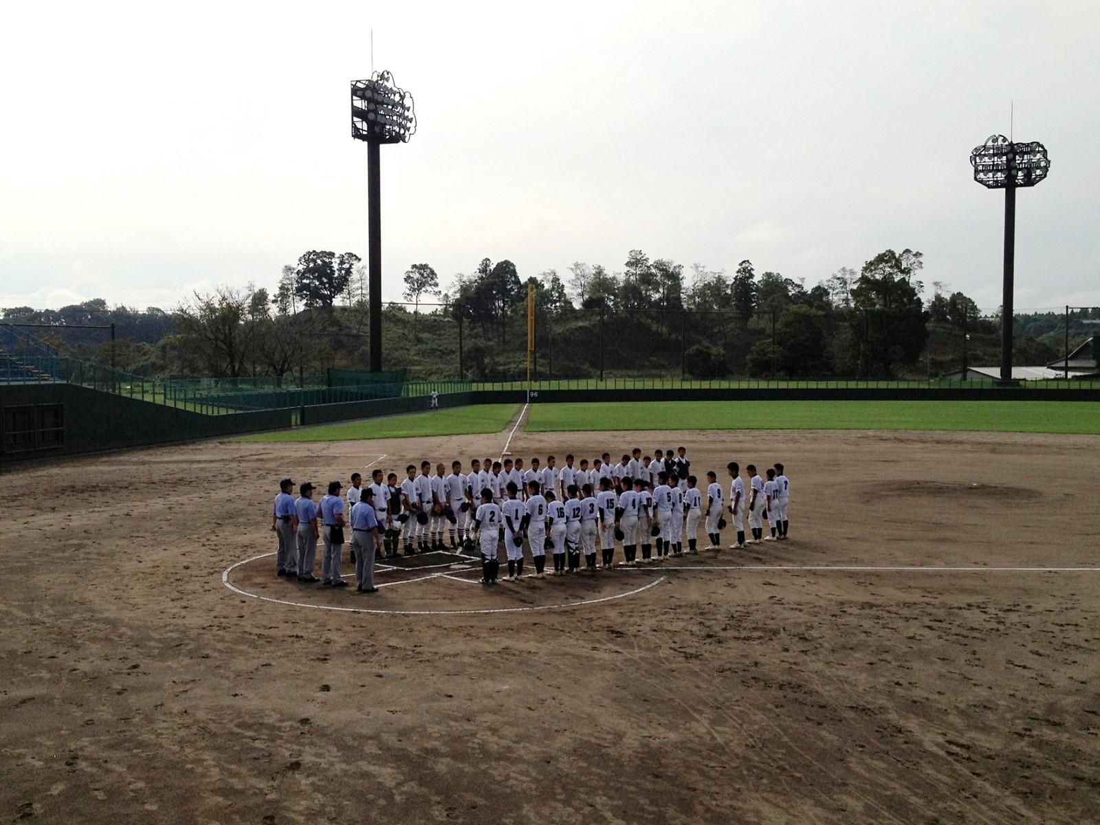 2012.09.22 東関東支部秋季大会 水戸リトルシニア戦