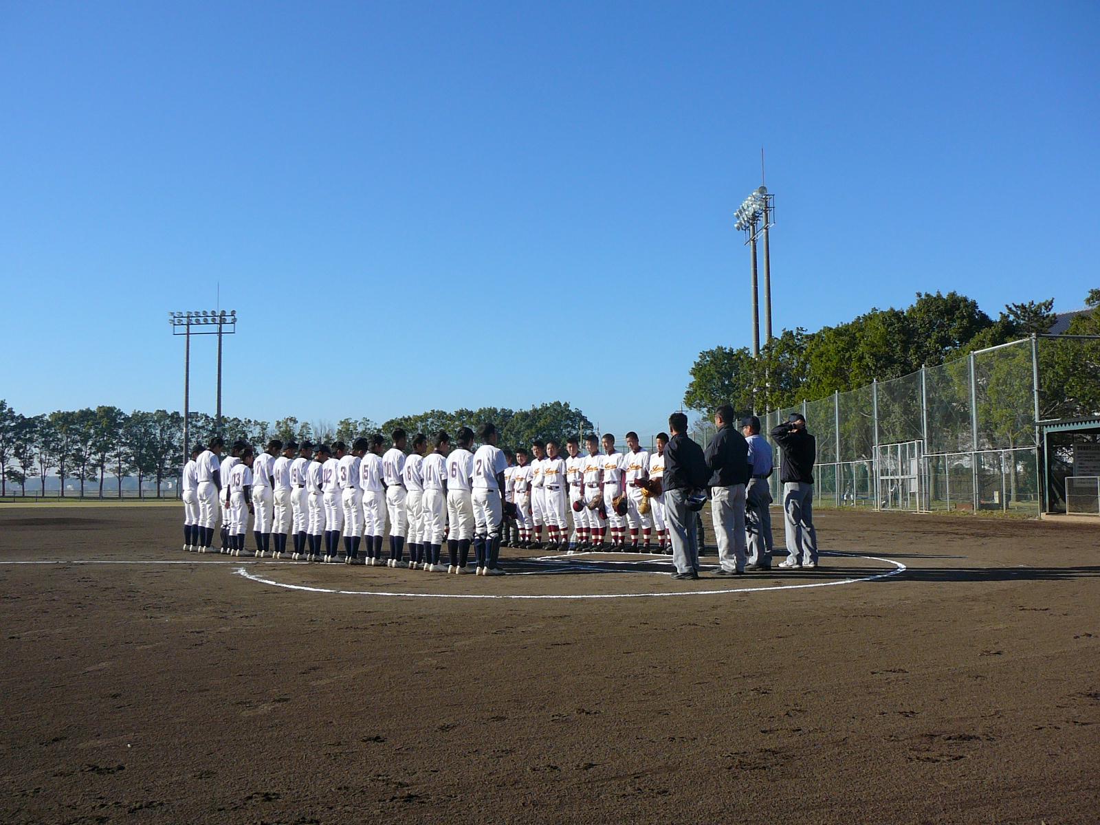 2012.11.10 茨城ブロック1年生大会