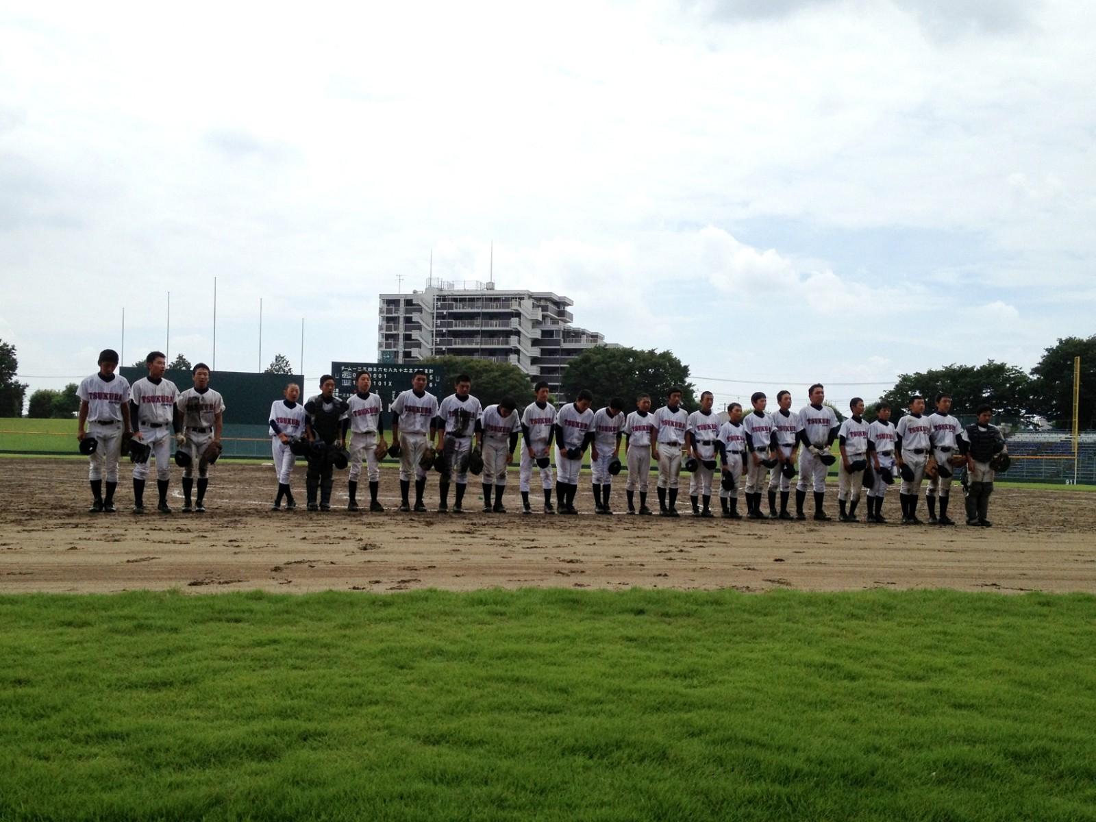 2013.07.28 第5回シーケルベースボールクラシック2013 2回戦 横浜青葉リトルシニア戦