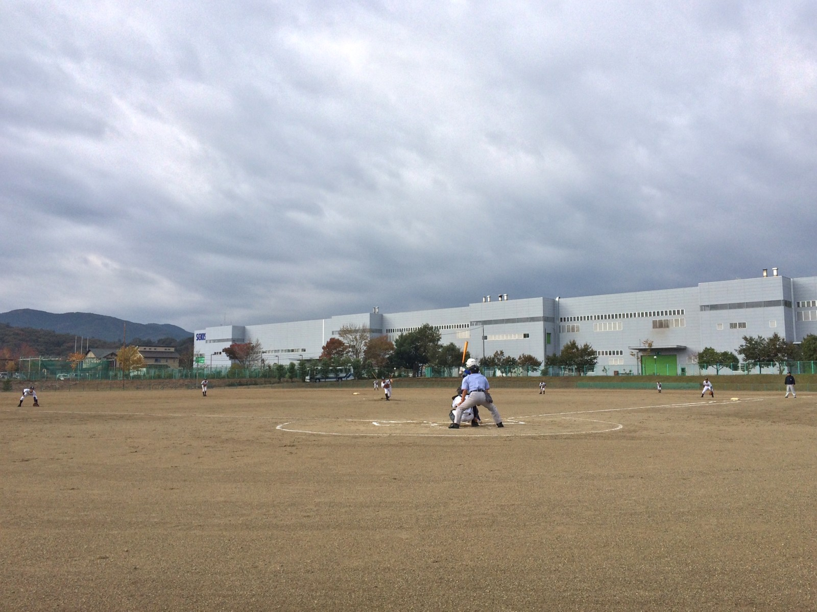2014.11.08 第8回成田国際空港杯フレッシュマン大会茨城ブロック 1回戦 取手リトルシニアA戦