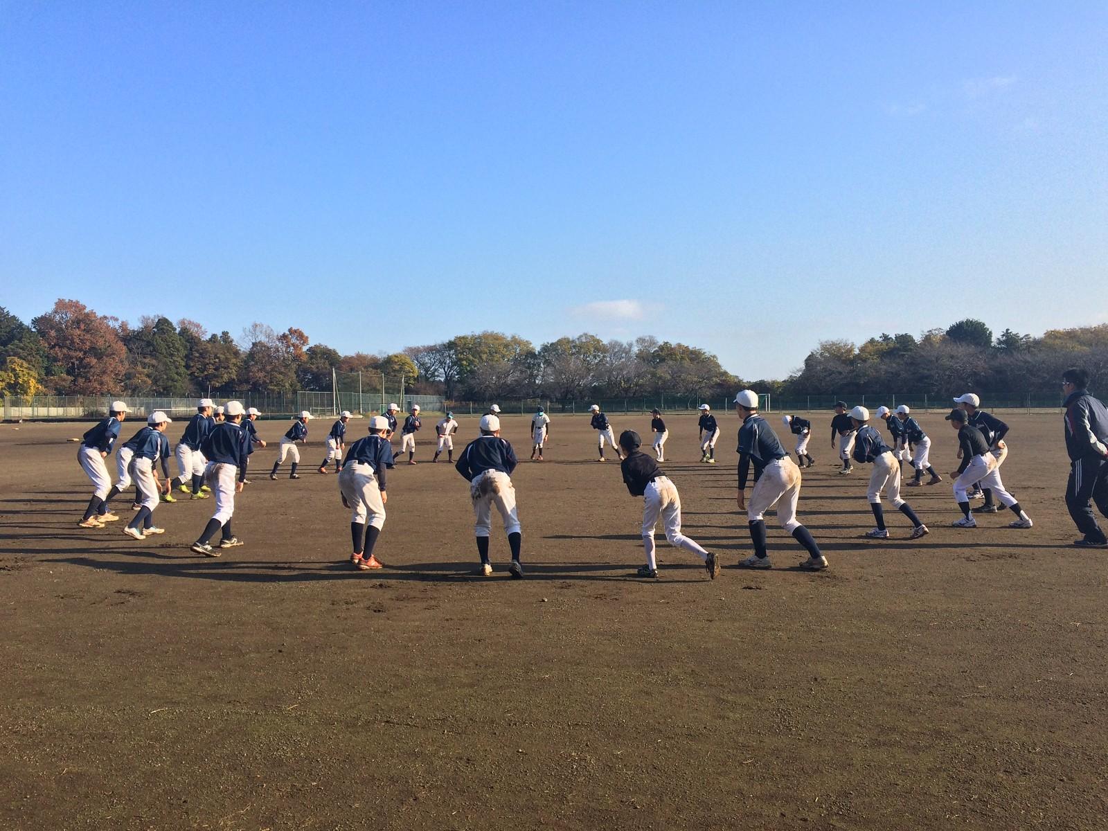 2014.11.30 体験練習会 1