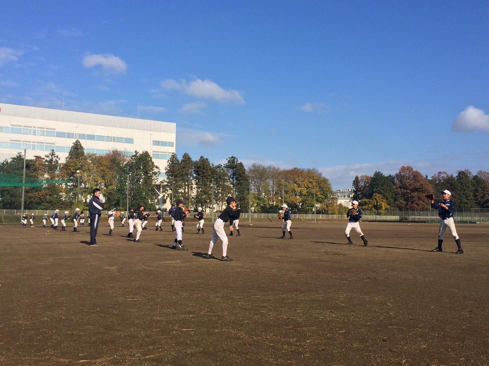 2014.11.30 体験練習会 2