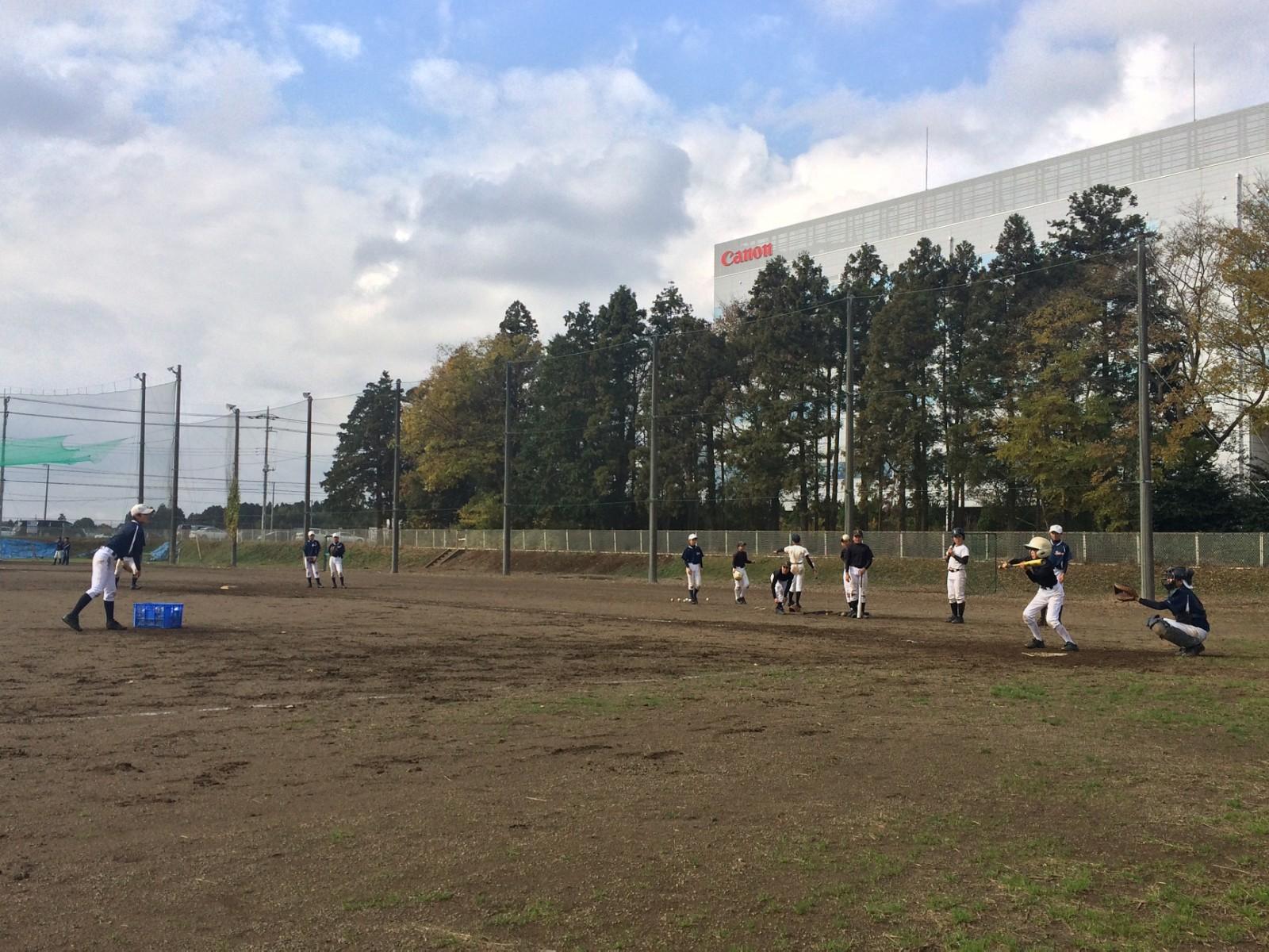 2014.11.30 体験練習会 3