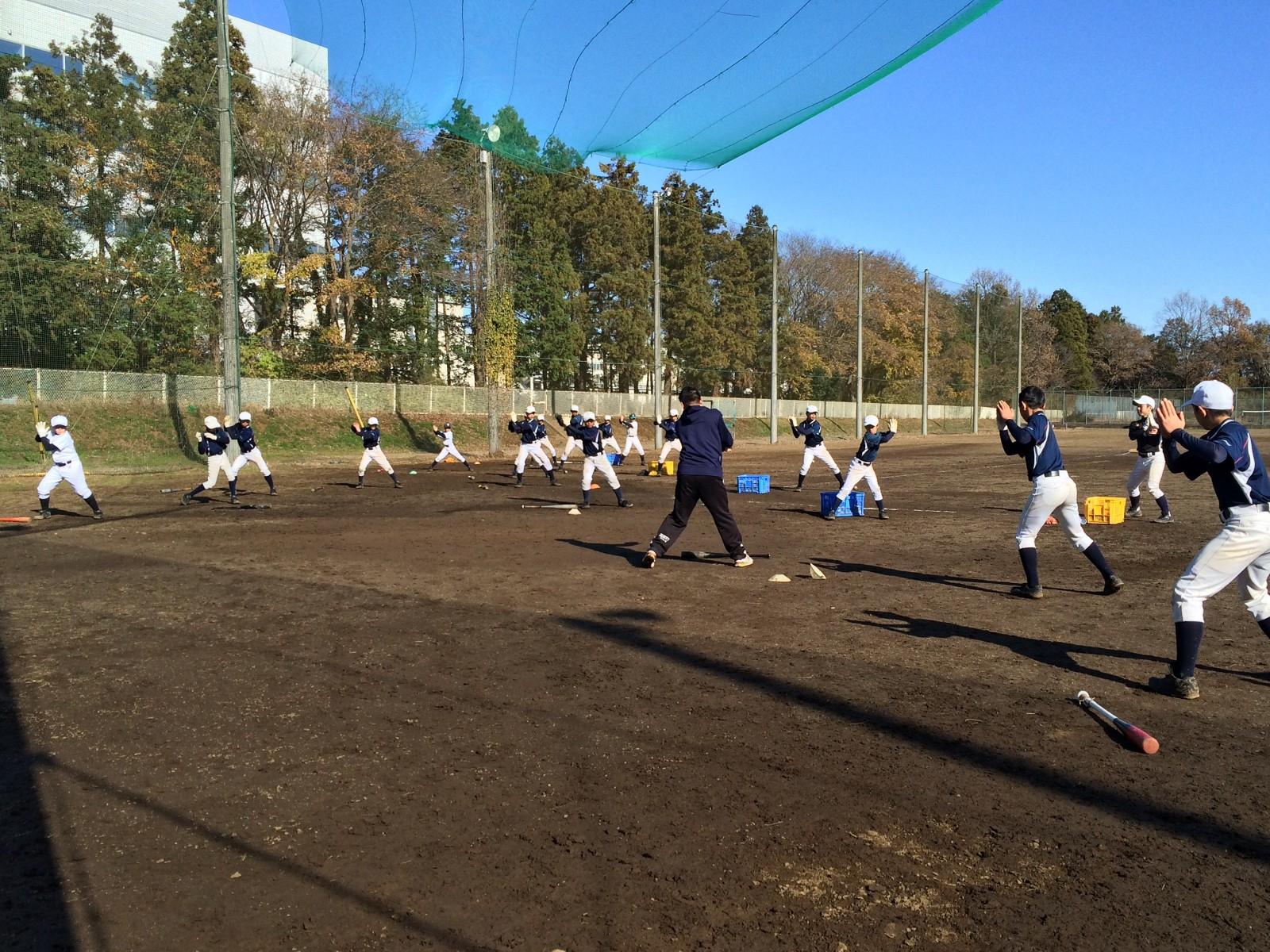 2014.12.07 体験練習会 3