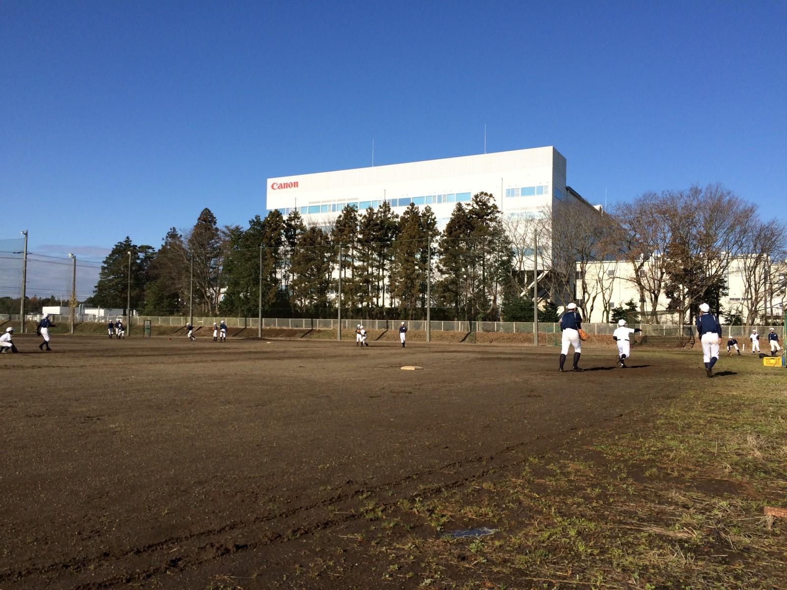 2014.12.21 体験練習会 1