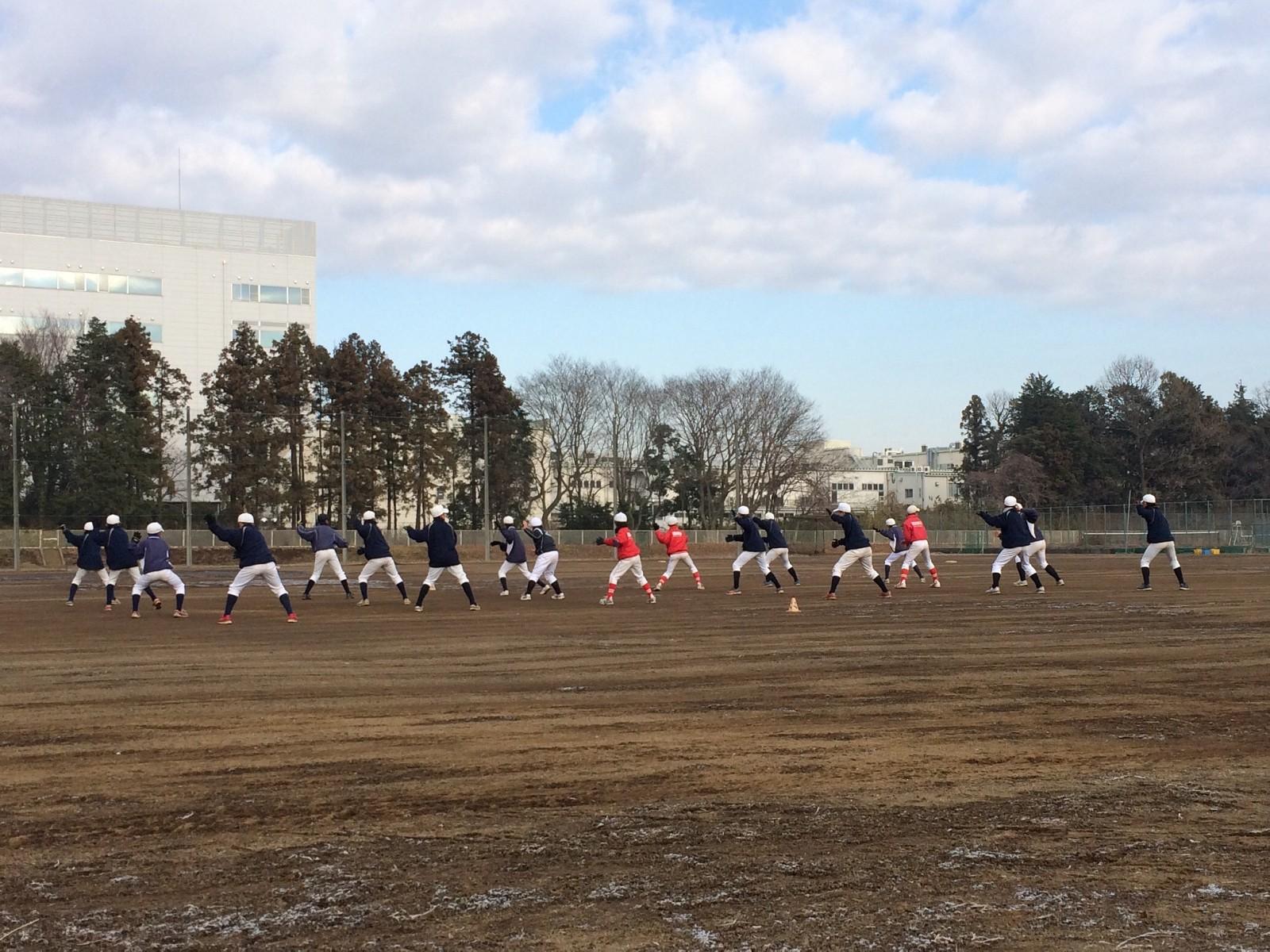 2014.12.28 体験練習会 1