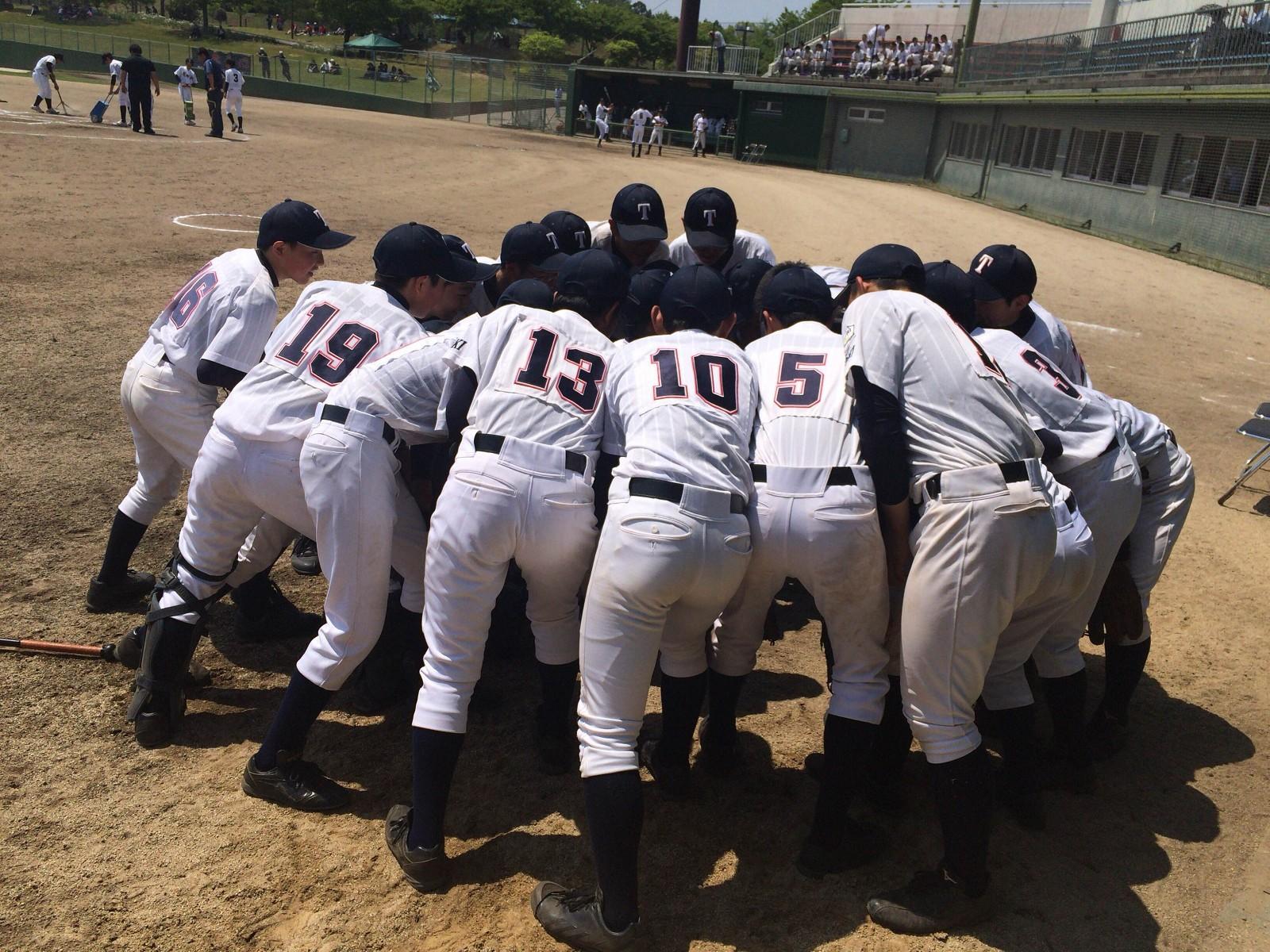 第19回土浦中央ロータリークラブ旗争奪リトルシニア野球大会 1回戦 勝田リトルシニア戦