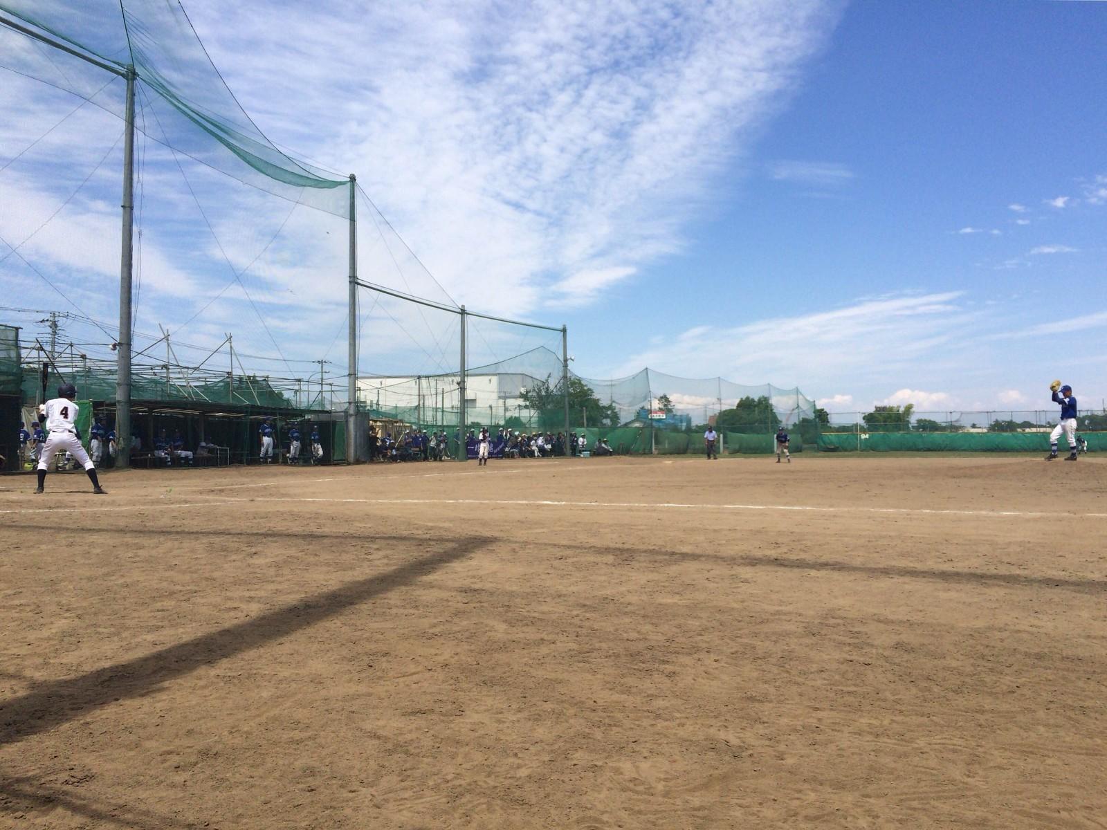 2015メイコウカップ関東連盟夏季大会 2回戦 秩父リトルシニア戦
