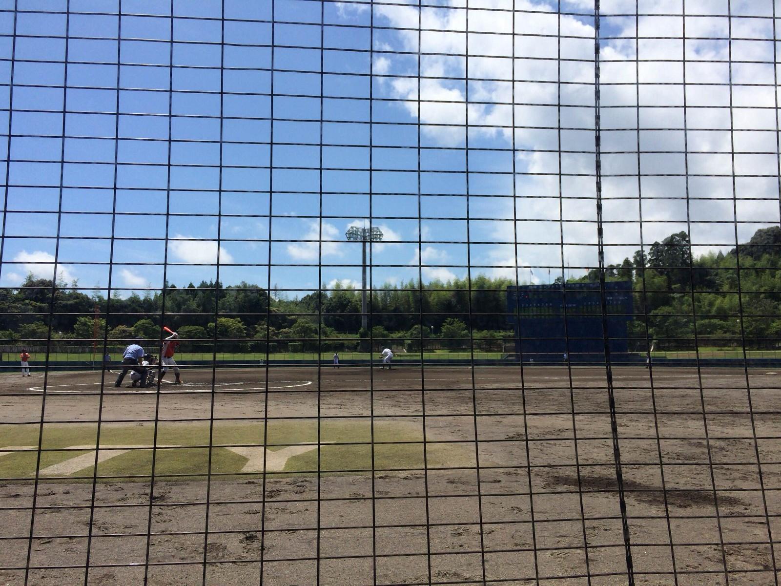 2015.08.19 東アジアリトルシニア野球宮崎大会2015 長安國民中(台湾)戦