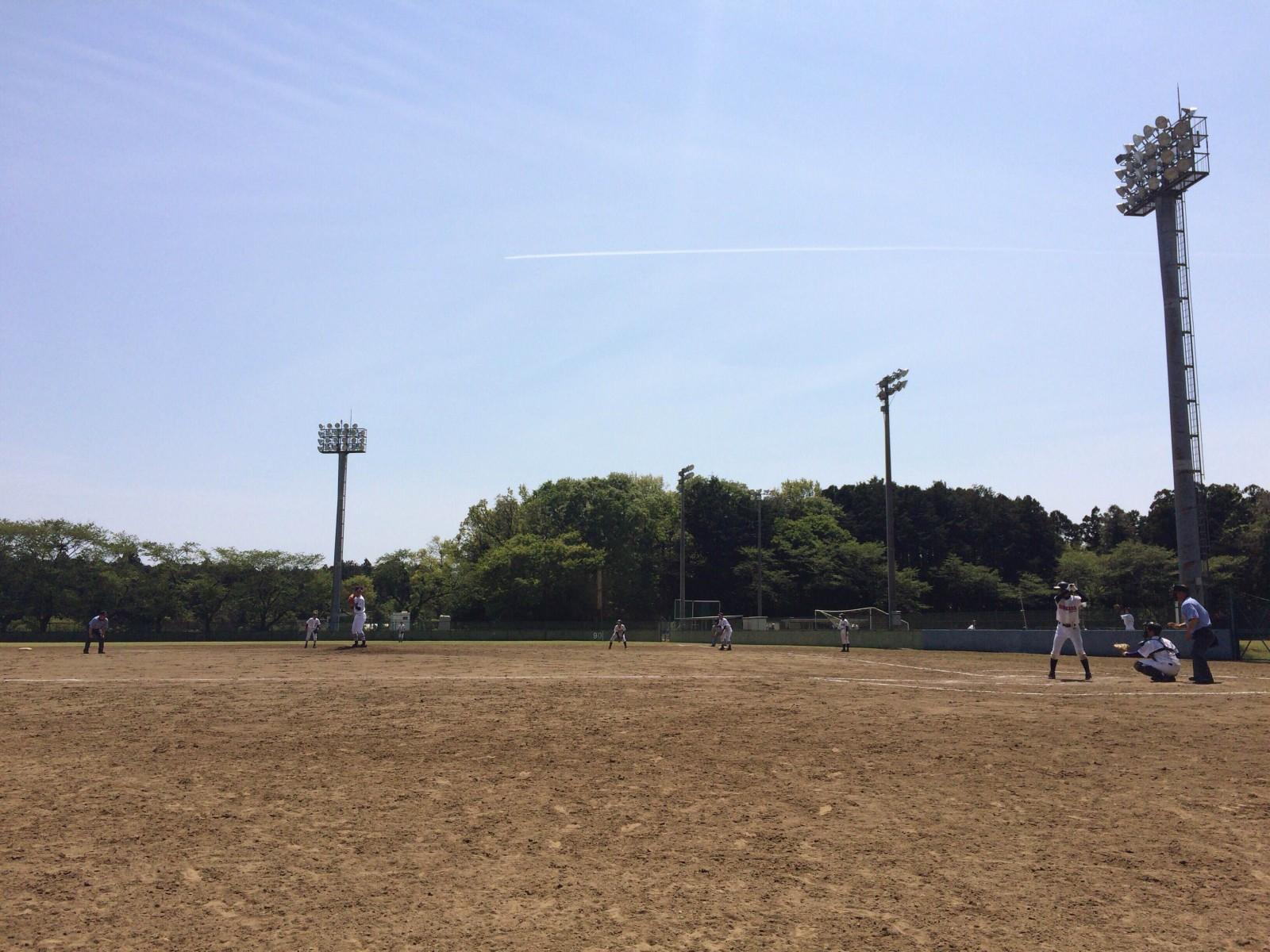 2016.04.30 第20回土浦中央ロータリークラブ旗争奪リトルシニア野球大会 水戸リトルシニア戦