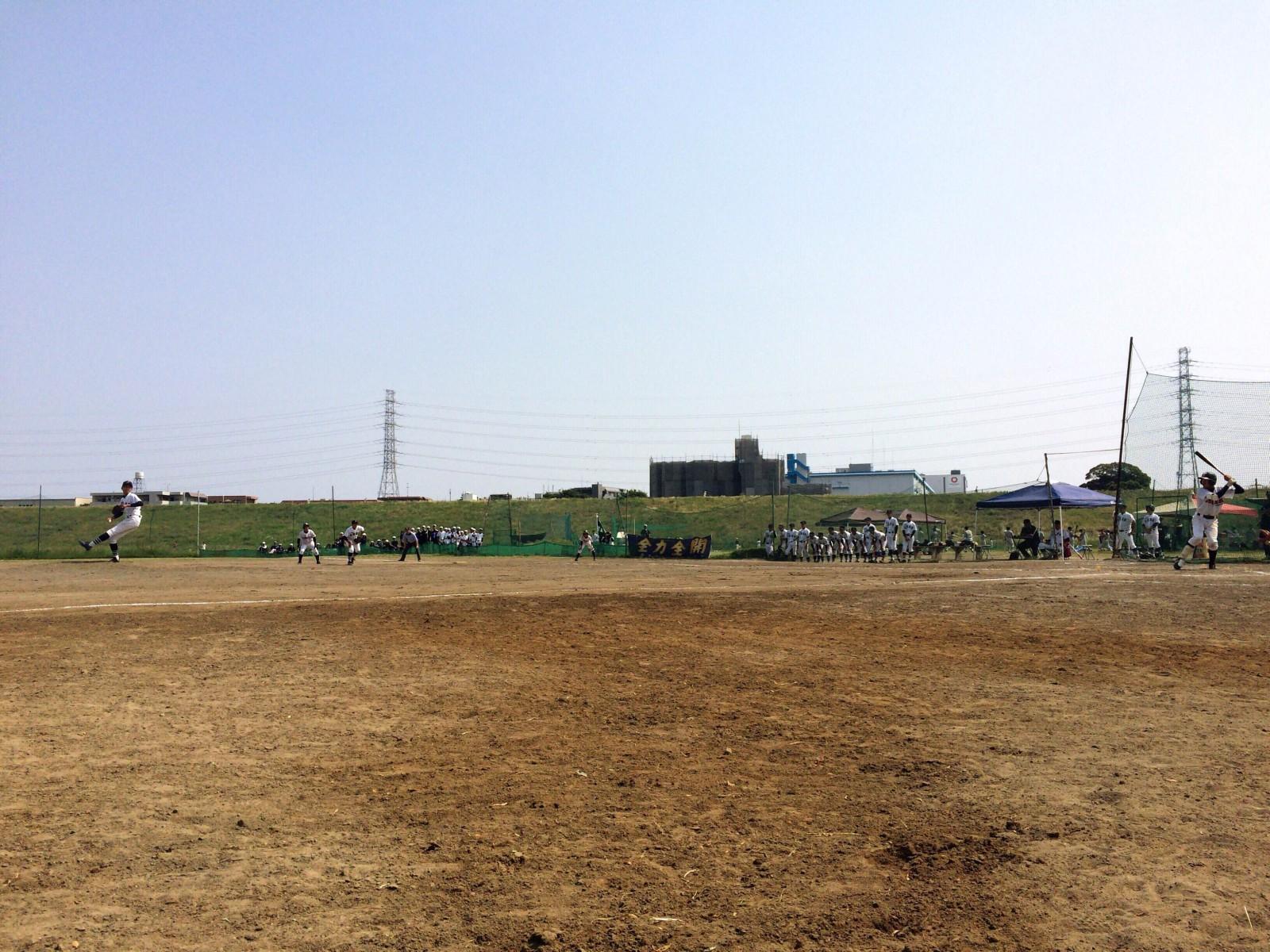 2016.05.22 2016 MEIKO CUP 関東連盟夏季大会 1回戦 静岡中央リトルシニア戦
