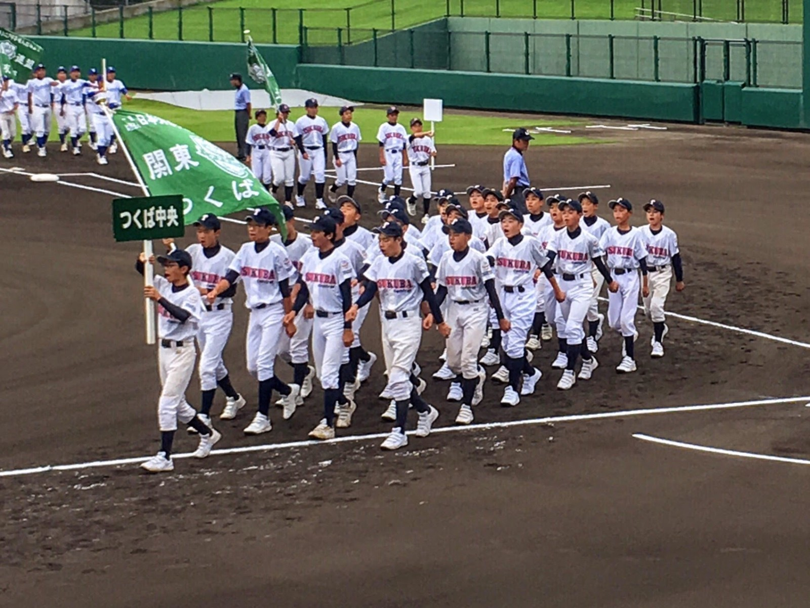 2016.08.28 2016ミズノ旗杯東関東支部秋季大会 開会式 02
