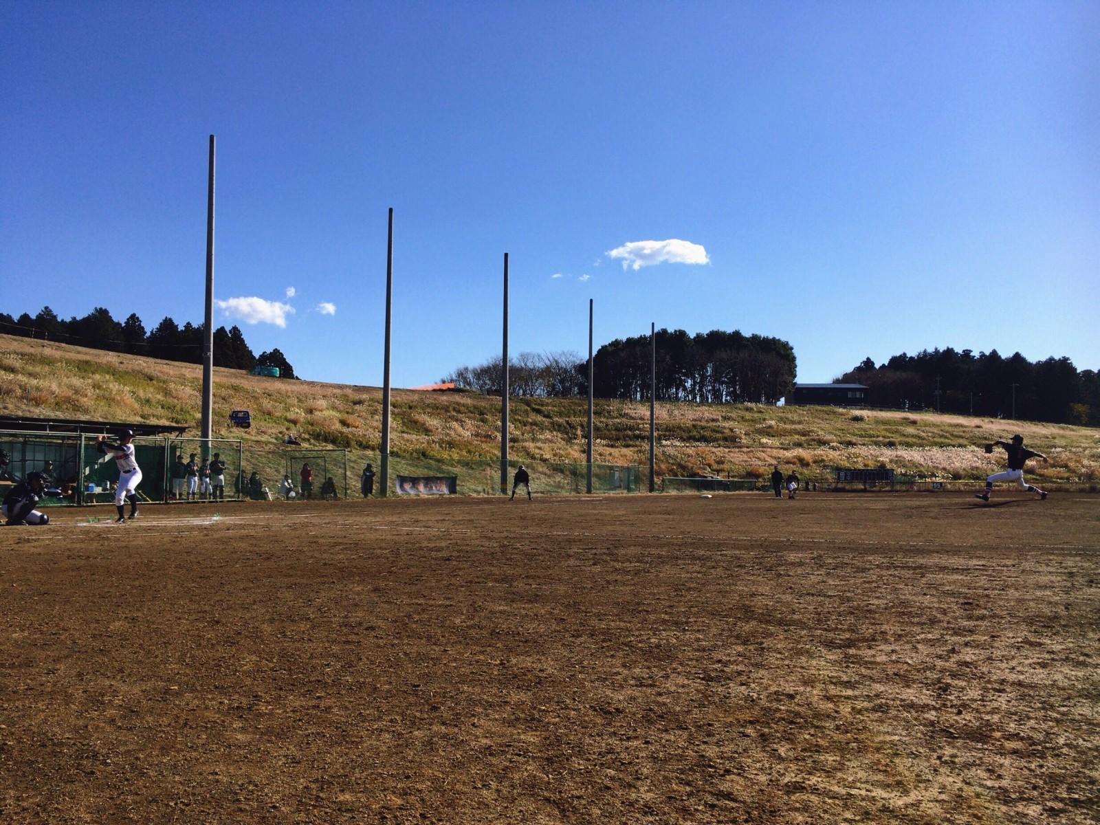 2016.12.10 第4回水戸ヤクルトカップ大会 1回戦 福島リトルシニア戦