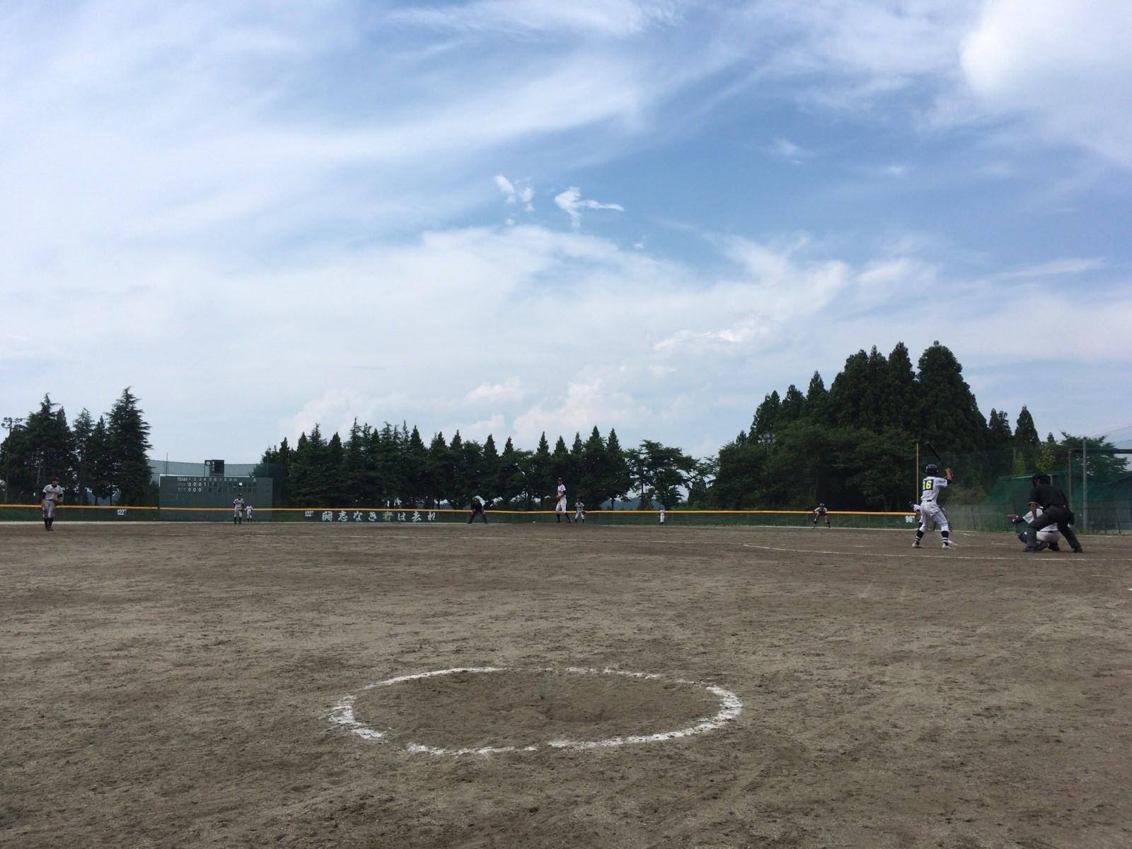 2017.07.15 第3回Future交流戦 1日目(Bブロック) 県央宇都宮ボーイズ戦