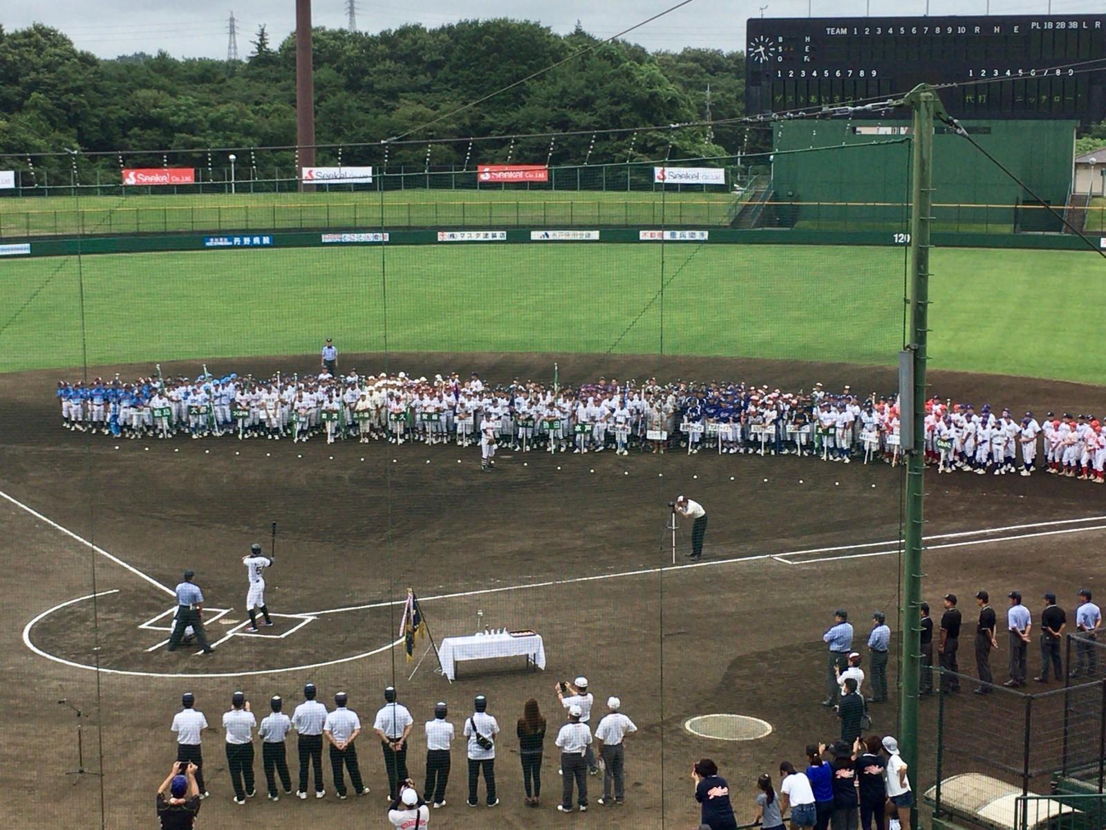 2017.07.29 第9回シーケルベースボールクラシック2017 開会式02
