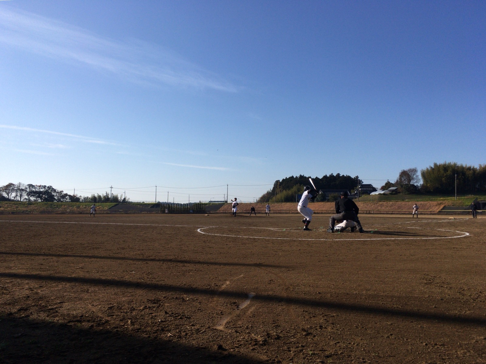 2018.12.01 第6回水戸ヤクルトカップ大会 1回戦 水戸青藍舎ヤング戦