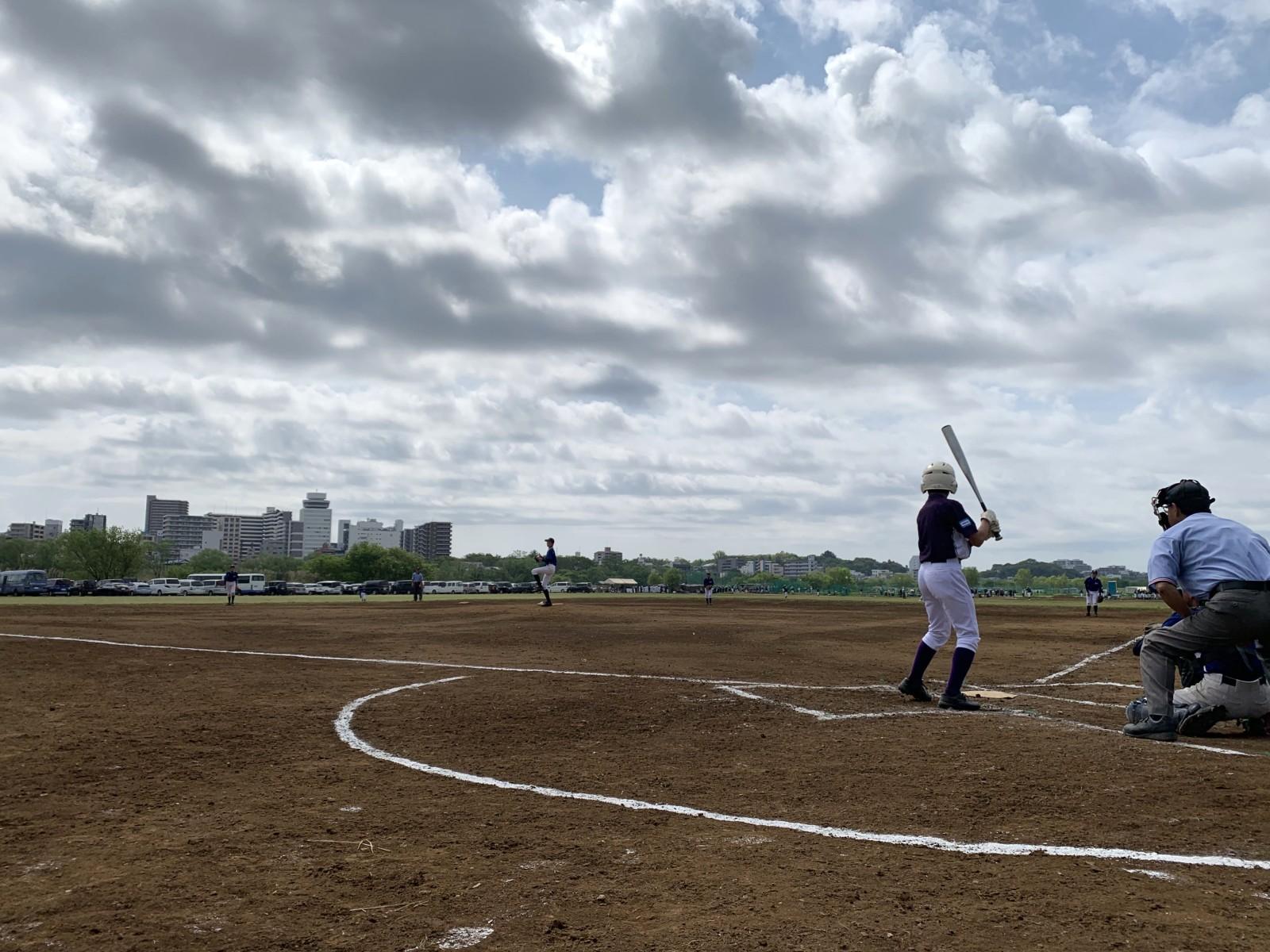 2019.05.04 2019年葛飾シニアルーキーズカップ 1回戦 足立中央リトルシニア戦