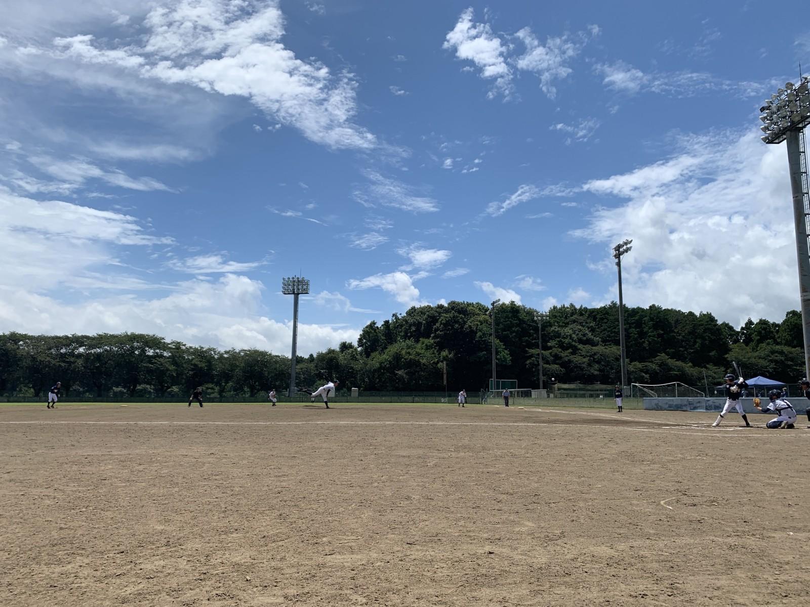2019.07.27 シーケルベースボールクラシック2019 1回戦 水戸青藍舎ヤング野球倶楽部戦