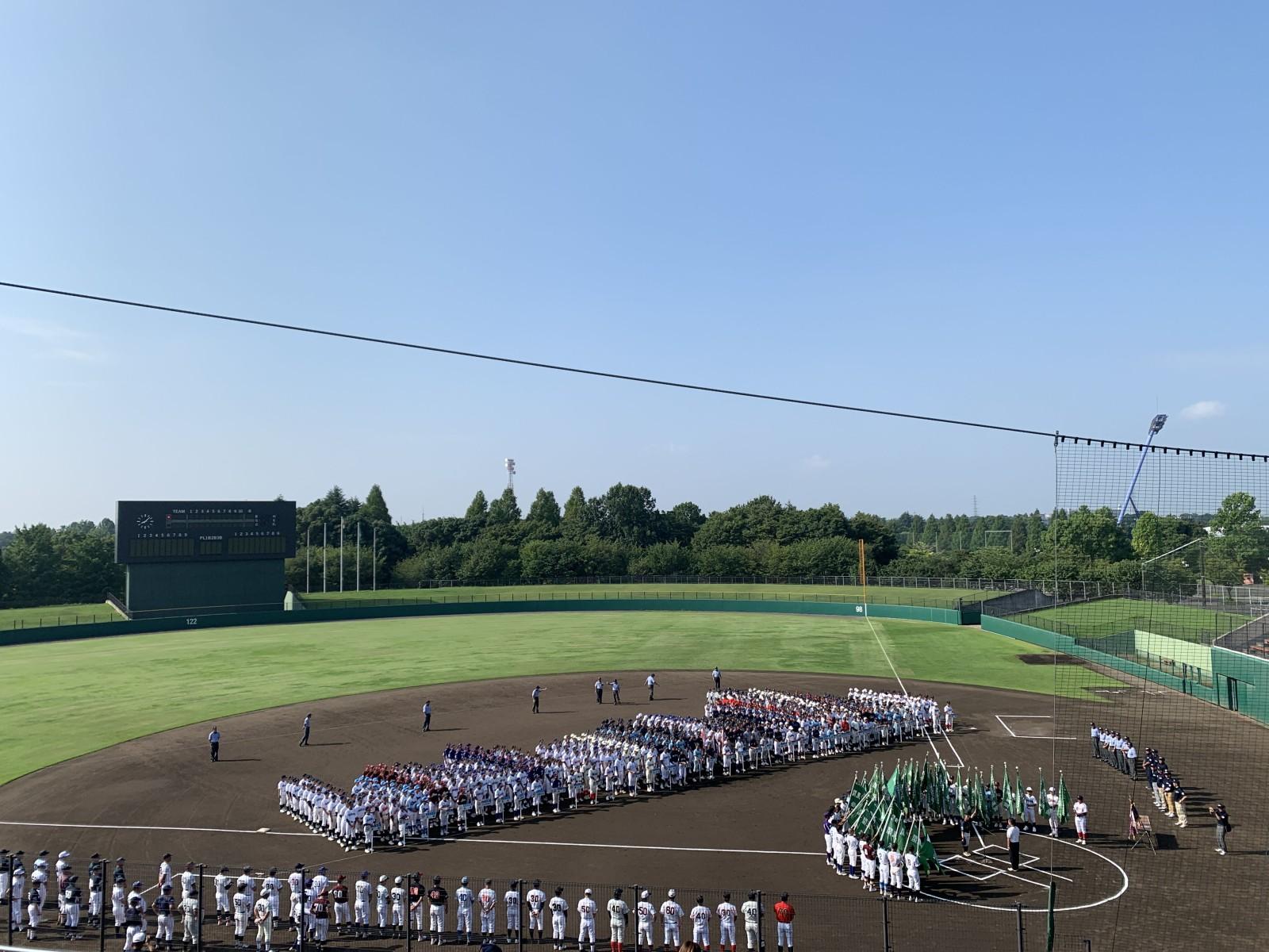 2019.08.18 2019東関東支部秋季大会 開会式