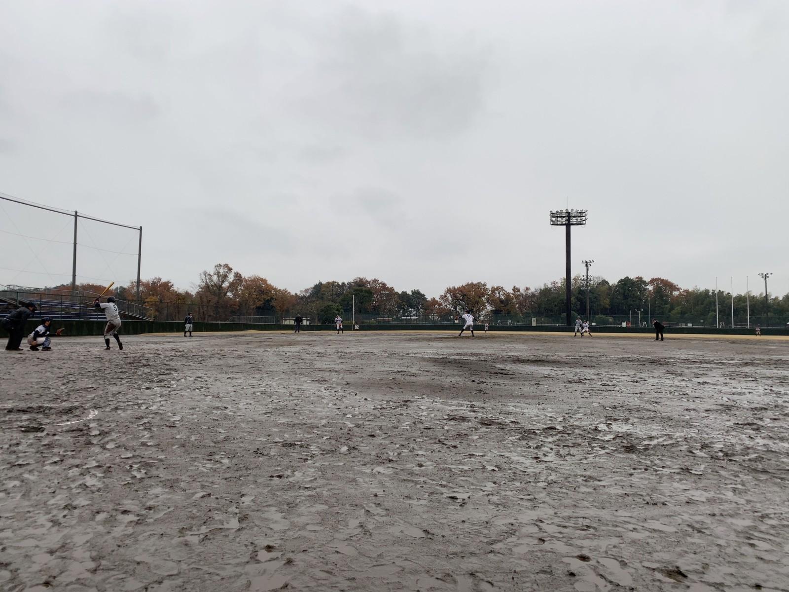 2019.12.07 第7回水戸ヤクルトカップ大会 1回戦 世田谷西リトルシニア戦