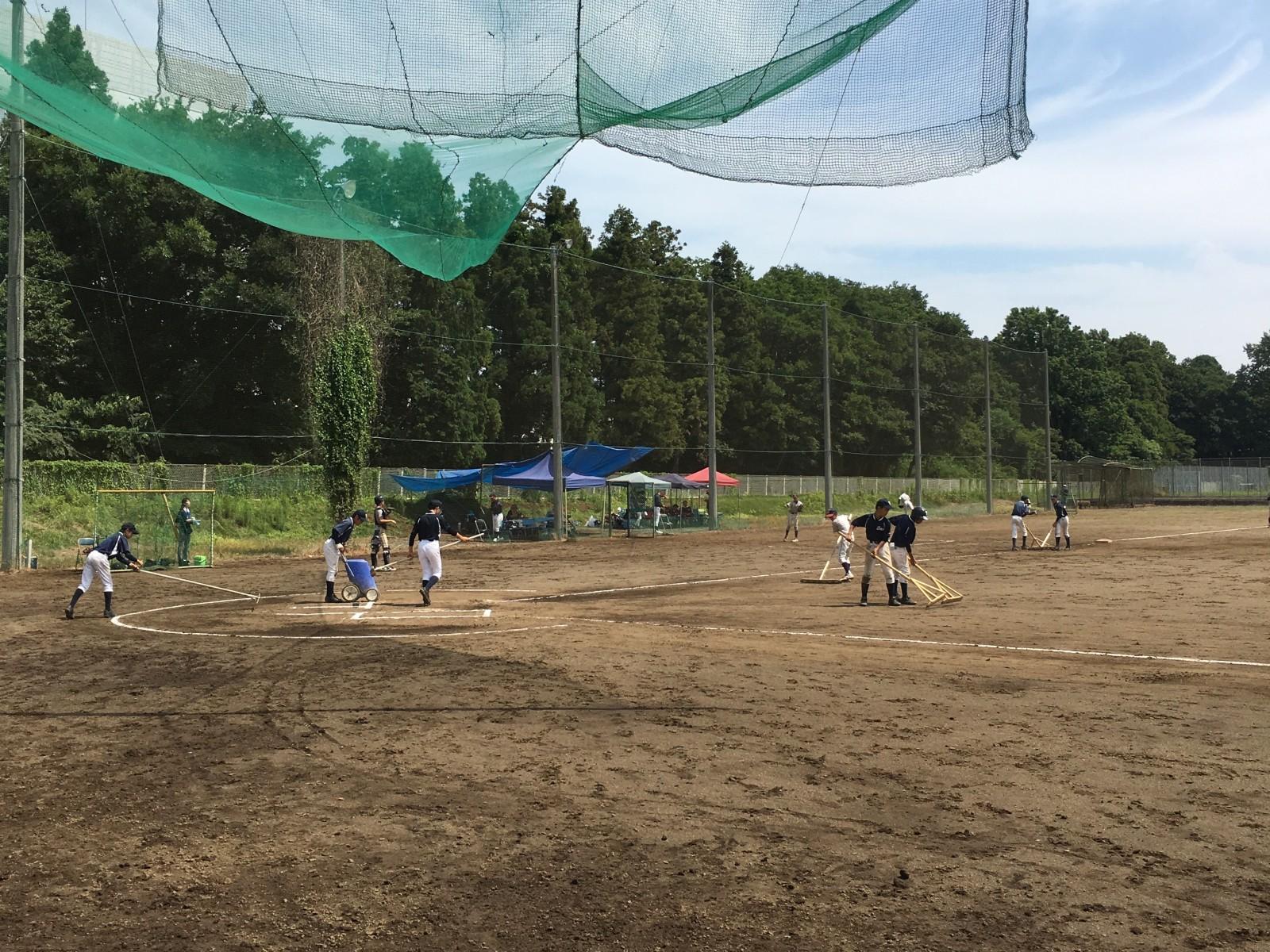 2017.07.16~17 交流練習試合2017 整備